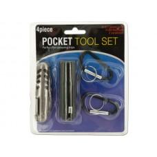 Pocket Tool Set
