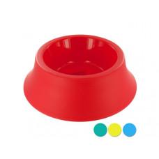 Large Size Round Plastic Pet Bowl
