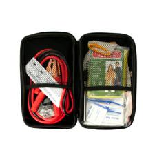Vehicle Emergency Kit in Zippered Case