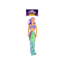 Mermaid Fashion Doll with Accessories