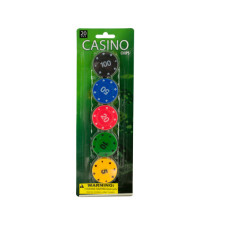 Casino Poker Chips Set