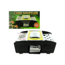 Battery Operated Playing Card Shuffler