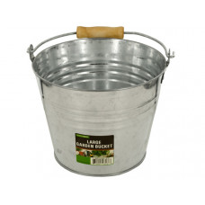 Large Metal Garden Bucket