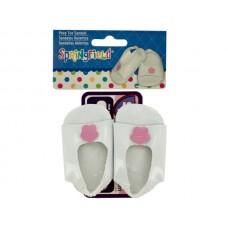 Peep Toe Sandals Doll Accessory