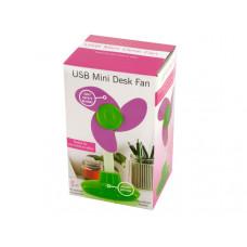 USB Mini Flower Shape Desk Fan