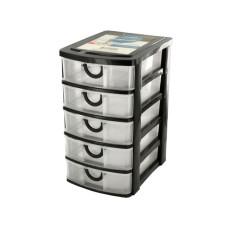 5 Drawer Desktop Storage Organizer