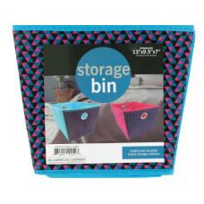 Cloth Storage Bin with Handles