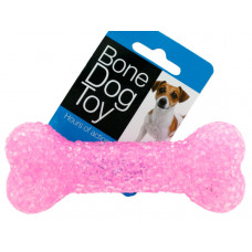 Bone Dog Toy with Bell