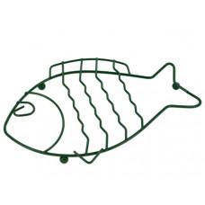 Green Wire Fish Trivet
