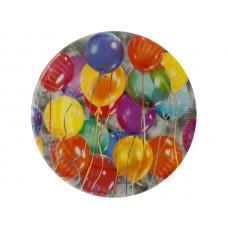 Balloon Party Dessert Plates
