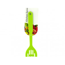 Colorful Nylon Slotted Spoon