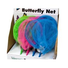 Telescopic Butterfly Net Countertop Display