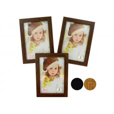 Laminate Wood Photo Frames with Stands