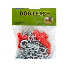 Metal Chain Dog Leash