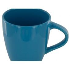 Aqua Blue Ceramic Brazo Mug