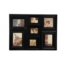 Vintage Style Collage Photo Frame