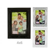Assorted Size Flourish Border Photo Frame