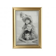 Small Gold & Silver Photo Frame