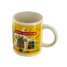 Happy Birthday Ceramic Mug