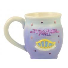 Prefer a Tiara Heavenly Humor Mug