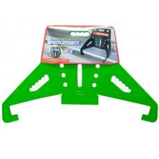 Green Stadiumback Bleacher Seat