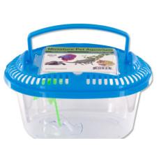 Miniature Pet Aquarium with Handle