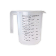 Plastic Measuring Cup Set