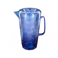 Plastic Pitcher with Tumblers