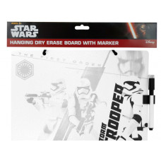 Stars Wars Dry Erase Board with Marker
