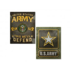 Officially Licensed U.S. Army Sign