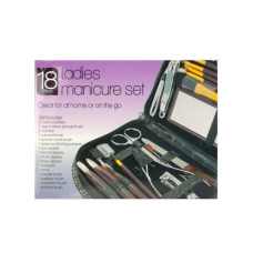 Ladies Manicure & Grooming Set