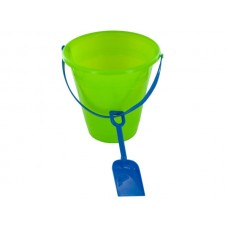 Kids' Beach Bucket with Shovel