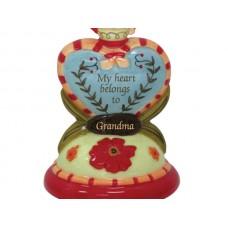 'Grandma' Ceramic Figurine
