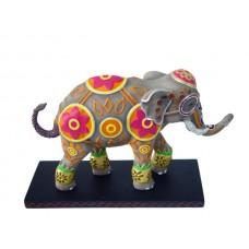 Goan Skies Elephant Figurine