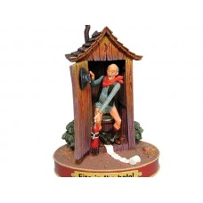 Ranch Hands 'Fire in the Hole!' Figurine