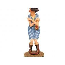 Miss Sallie Laverne Figurine