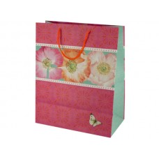 Bastin Poppies Gift Bag