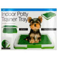 Indoor Potty Trainer Tray