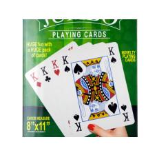 Jumbo Novelty Playing Cards