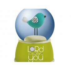 'Lord Goes Before You' Water Globe