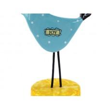 'Joy' Ceramic Bird Figurine