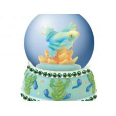 Hip Hopper Water Globe