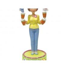 'Keep Me Caffeinated' Figurine