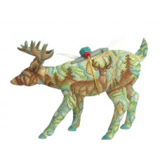 Spirit Visions Large Deer Figurine