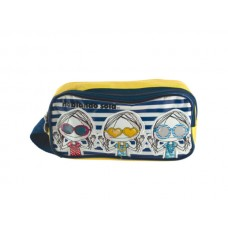 Hablando Sola Trio Sunglasses Pencil Case