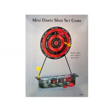 Mini Darts Shot Set Drinking Game