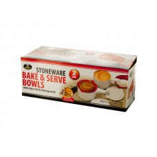 Stoneware Bake & Serve Bowls