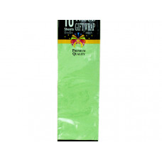 Lime Green Tissue Gift Paper