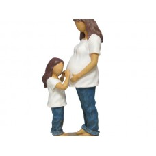 Blue Jeans Expectations Figurine