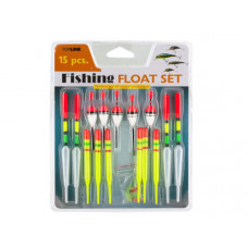 Neon Fishing Floats Set